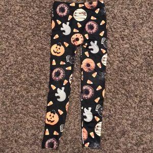 Other - Girls Halloween leggings size S/M